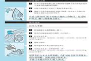 飞利浦 GC2115/02 垂直蒸汽系列电熨斗 说明书