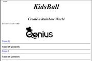 昆盈Kidsball鼠标/滑鼠说明书