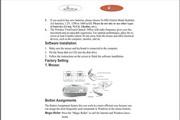昆盈Wireless TwinTouch+ Optical Office滑鼠/鼠标键盘组说明书