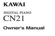 卡瓦依CN21说明书