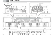 卡西欧标准电子琴系列CTK-800说明书