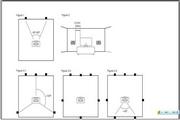 B&W 扬声器 CWM CINEMA 6说明书