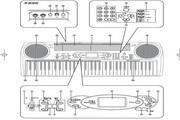 卡西欧LK-48 电子琴说明书