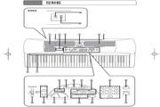卡西欧LK-30 电子琴说明书