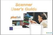 PLUSTEK精益OpticBook 3600 Corporate扫描仪英文版说明书