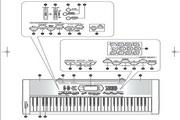 卡西欧标准电子琴系列CTK-2000 & CTK-3000说明书