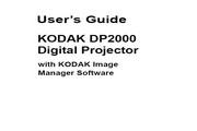 Kodak柯达DP 2000投影仪英文版说明书