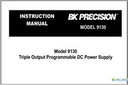 B&K 9130说明书