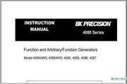 B&K 4087说明书