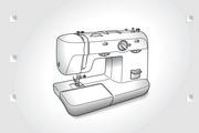 兄弟XL-5500 缝纫机使用说明书