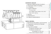 兄弟2340CV 缝纫机英文使用说明书