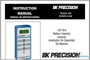 B&K 600说明书