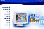 飞利浦107S51/89 CRT Monitor说明书