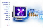 飞利浦107C63/93 CRT monitor说明书