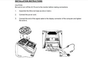 飞利浦105S59/89 CRT monitor说明书