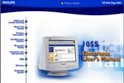 飞利浦105S21/97 CRT monitor说明书