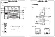 TCL电话机HWCD868(82)TSDL无绳电话说明书