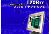 飞利浦170B2Y/42 17 英寸 SXGA LCD 显示器说明书