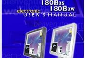 飞利浦180B2S/89 18英寸 SXGA LCD 显示器说明书