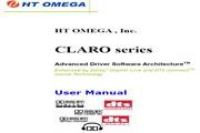 HTIOMEGA CLARO/CLARO Plus+/CLARO halo(Claro halo XT)声卡说明书101版