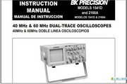 B&K 2160A说明书