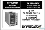 B&K 1730A说明书