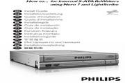 Philips飞利浦SPD6107BD/93 DVD刻录机简体中文版说明书
