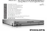 Philips飞利浦SPD6104BD/97 DVD刻录机简体中文版说明书