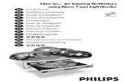 Philips飞利浦SPD6006BD/97 DVD刻录机简体中文版说明书
