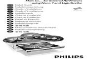 Philips飞利浦SPD6007BD/97 DVD刻录机简体中文版说明书