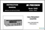 B&K 1804D说明书