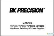 B&K VSP6020GPIB说明书