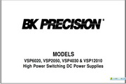B&K VSP12010GPIB说明书
