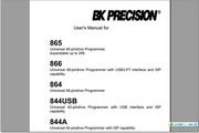 B&K 844A说明书