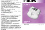 飞利浦HP6405/12 Satinelle 美容脱毛器说明书