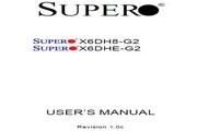 Supermicro超微X6DH8-G2主板英文版说明书