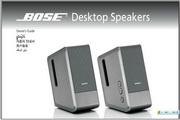 Bose MusicMonitor™ 电脑扬声器说明书