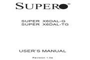 Supermicro超微X6DAL-G主板英文版说明书