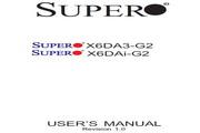 Supermicro超微X6DA3-G2主板英文版说明书
