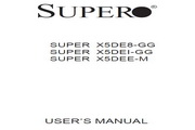 Supermicro超微X5DE8-GG主板英文版说明书