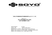 Soyo梅捷SY-I4VMP-L主板简体中文版说明书