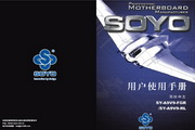 Soyo梅捷SY-A9V9-FGR/SY-A9V9-RL主板简体中文版说明书