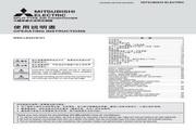 Mitsubishi三菱 MSH-LD23VD-H1空调 说明书