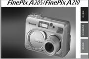 富士数码相机FinePix A205s说明书