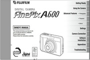 富士数码相机FinePix A600说明书