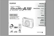 富士数码相机FinePix A700说明书