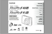 富士数码相机FinePix F40fd说明书