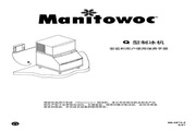 Manitowoc万利多 QD0803WS制冰机 说明书