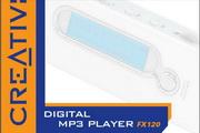 创新MP3 Player FX120解码器说明书