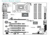 友通LANPARTY UT ICFX3200-T2R/G主板多国语言版说明书